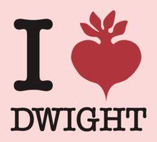 I Beet Dwight  Kids Clothes