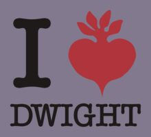 I Beet Dwight  Kids Clothes