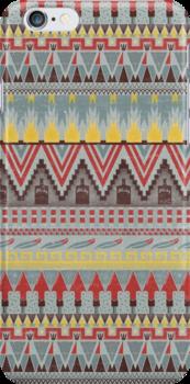 Tribal Pattern 2 by infiniti