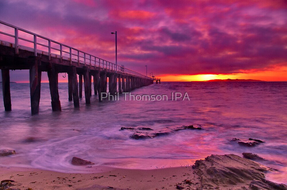 """Rising Over The Rip"" by Phil Thomson IPA"