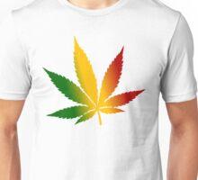 Reggae Cannabis Unisex T-Shirt