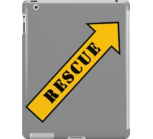 FIGHTER RESCUE iPad Case/Skin