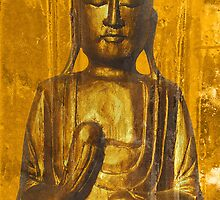 Golden Buddha II by Jo-PinX