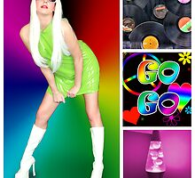 Dance series - Go Go by Linda Lees