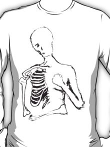 lonely skele T-Shirt