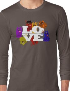 WE WISH YOU LOVE ALWAYS! Long Sleeve T-Shirt