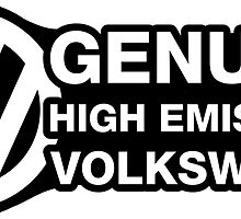 Genuine High Emissions VW by lolotees