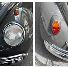VW Beetle front & back closeup by ©The Creative Minds