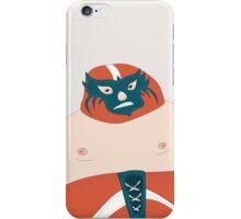 el luchador iPhone Case/Skin