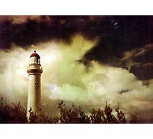 Lifes a Storm Photographic Print