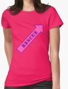 FIGHTER RESCUE - Sassy Pink T-Shirt