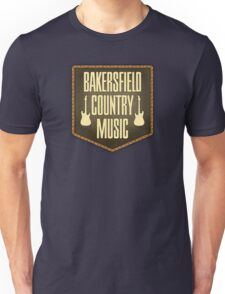 Bakersfield Sound Country Unisex T-Shirt