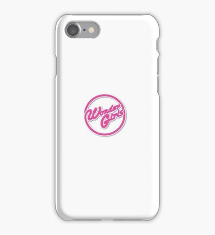 Wonder Girls  iPhone Case/Skin