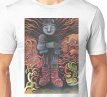 Watchman of Eternity - part 1 - Grauer Mann attacked by Baba Yaga Unisex T-Shirt