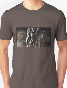 Fallout 4 Power Armour Workshop T-Shirt