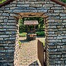 A Garden's Gate by Marilyn Cornwell