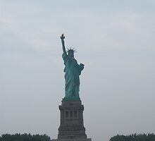 Statue Of Liberty by Charlie Palmer