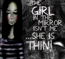 The Girl in the Mirror by Breester78