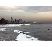 Durban seafront Photographic Print