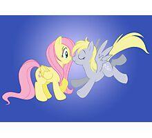 I Love Ponies! Photographic Print