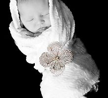 Swaddled Gem by Marcelle Raphael
