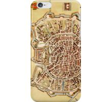 Map of Milano  iPhone Case/Skin