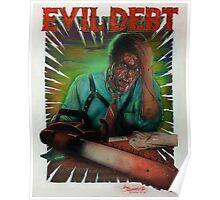 Evil Debt  Poster