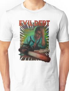 Evil Debt  Unisex T-Shirt