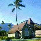 Kauai Church by RGMcMahon