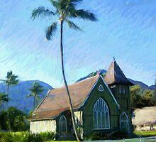 Kauai Church by RGMcMahon