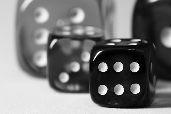 Dice by Walter Quirtmair