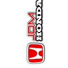 Honda JDM T-Shirt, iPhone case, Hoodie, or Sticker by Kris Graves