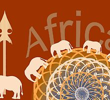 Africa by RosiLorz