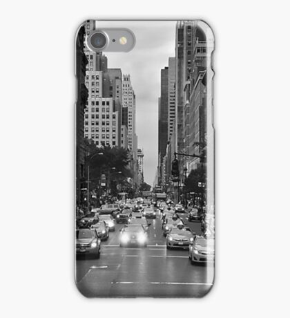 New York City B&W phone cases/stickers iPhone Case/Skin