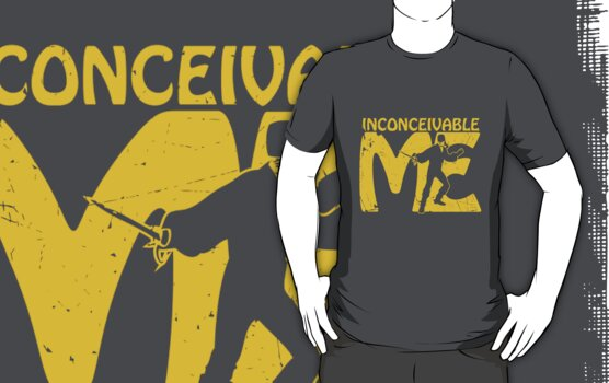 Inconceivable Me by OneShoeOff