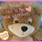 Beary Happy Valentine's Day! by Carol Clifford