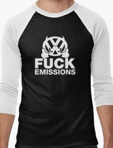 VW Humorous Men's Baseball ¾ T-Shirt