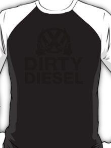 Dirty Diesel, VW Humor T-Shirt