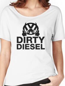 Dirty Diesel, VW Humor Women's Relaxed Fit T-Shirt