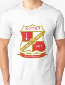 The Swindon Town Swoodilypoopers Unisex T-Shirt