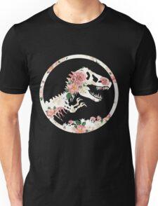 Jurassic Floral Unisex T-Shirt