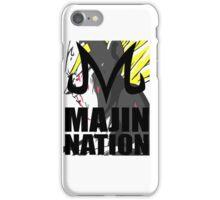 Vegeta - Majin Nation v2 iPhone Case/Skin