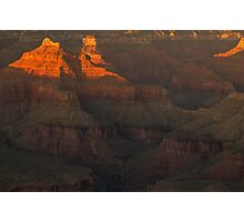 Grand Canyon, Light and Shade Photographic Print