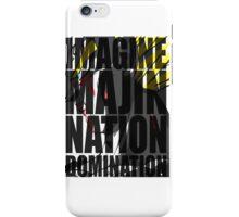 Vegeta - Majin Nation v3 iPhone Case/Skin