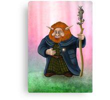 Gwildor of Thenur, locksmith and inventor Canvas Print