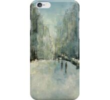 Snowy Day iPhone Case/Skin