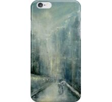 Snowy Day II iPhone Case/Skin