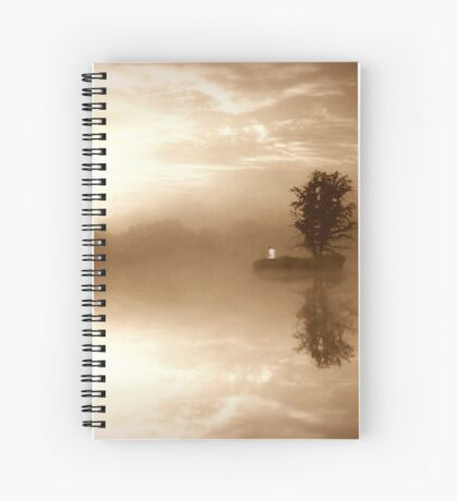 Never Forget Me (The Promise To A Dead Beloved) Spiral Notebook