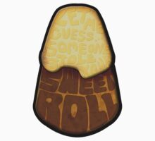 Let me guess... Someone stole your sweet roll? One Piece - Long Sleeve