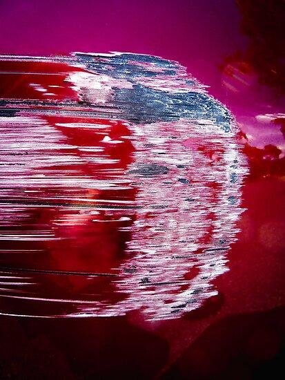 Roz's Scratch-Urban Abstract by Albert Sulzer